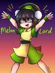 Melon Lord by emilyldraws0303