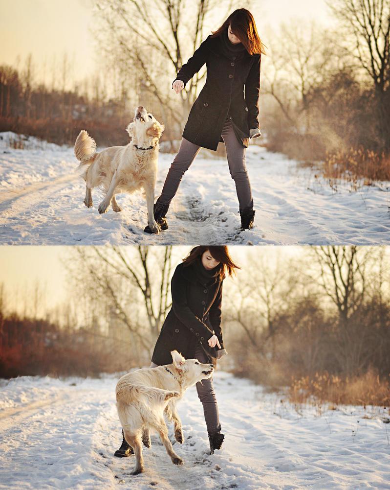 Winter Holidays by feanutri