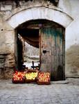 apple door