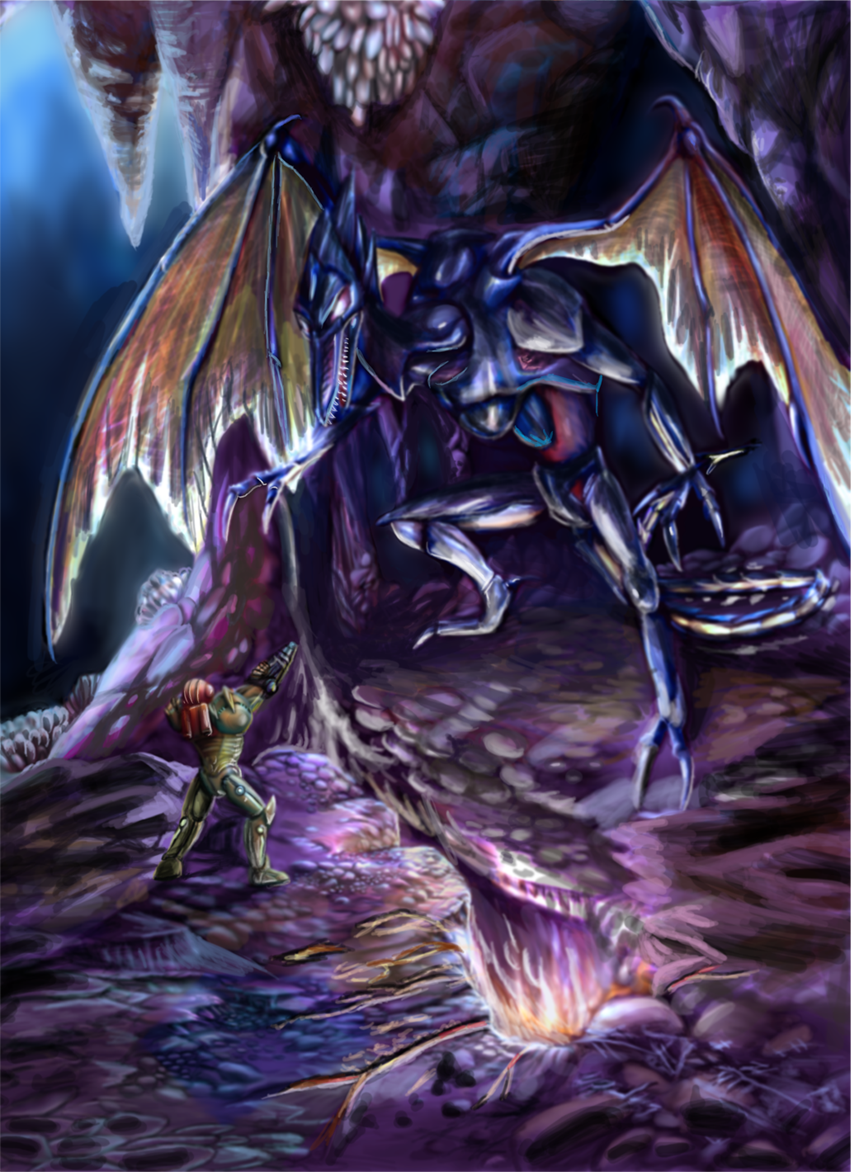 Meta Ridley Take2 By Flama Foxangel
