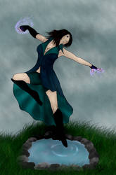 Magic Dance by hell-kill