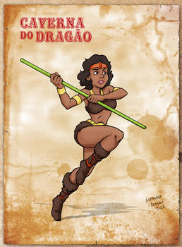 Dungeons and Dragons - Diana