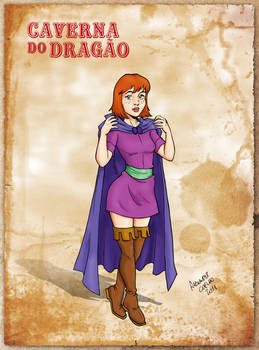 Dungeons and Dragons - Sheila