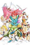 Chrono Trigger - Color version