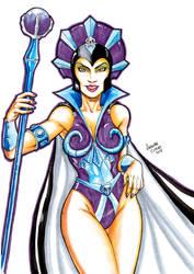 Evil Lyn by LexSeifer