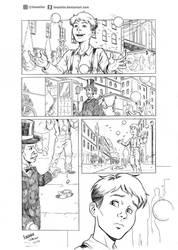 Comic Book Test nightwing page 03