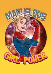 Captain Marvel power v2