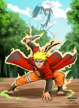 Naruto print coresb