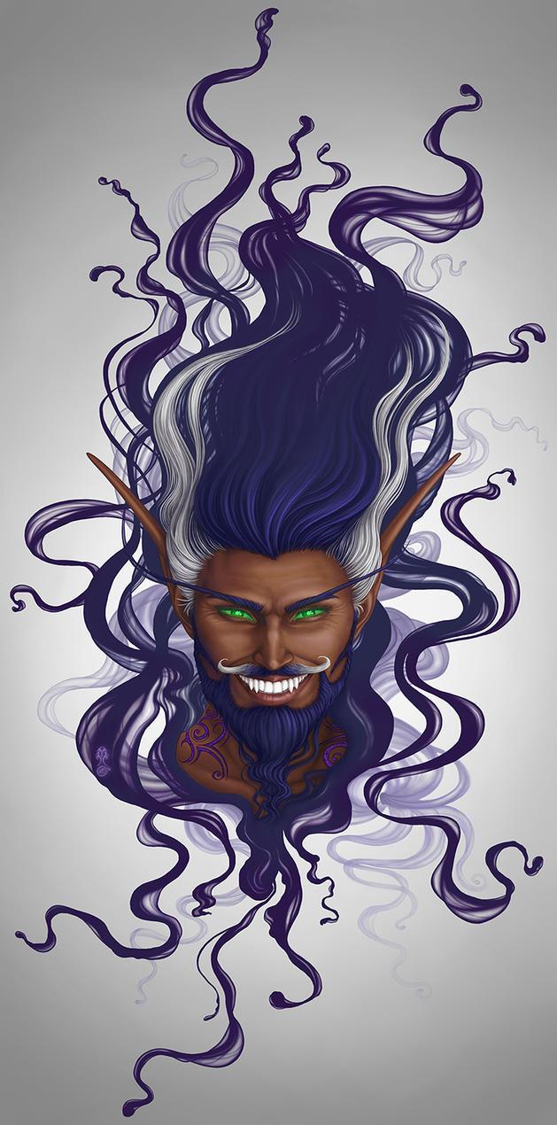 INK by RadiantNeedle