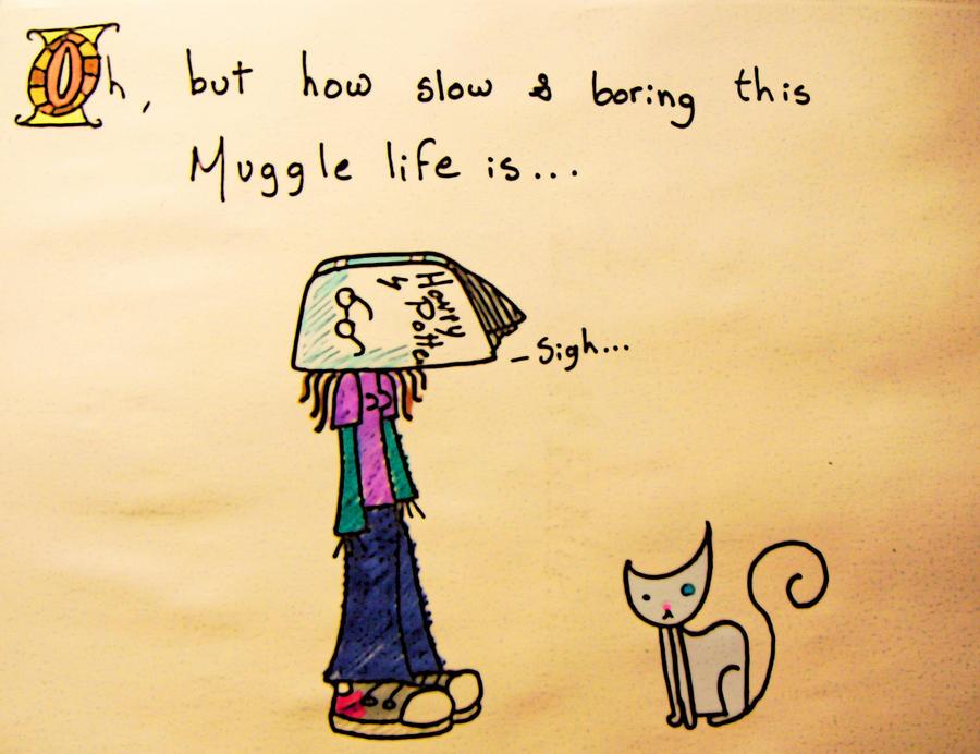A Muggle Life by Lorenoide
