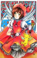 Card Captor Sakura by rjeeou