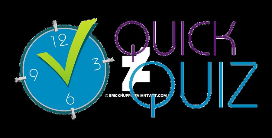 quick quiz logo by ericknupp on deviantart