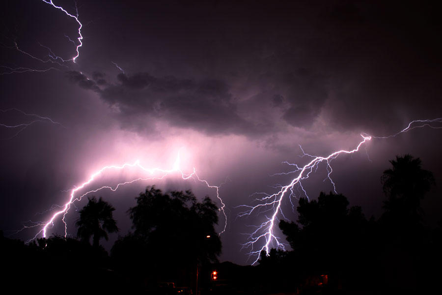 Anger - lightning 6 by MilchstrabeSTern