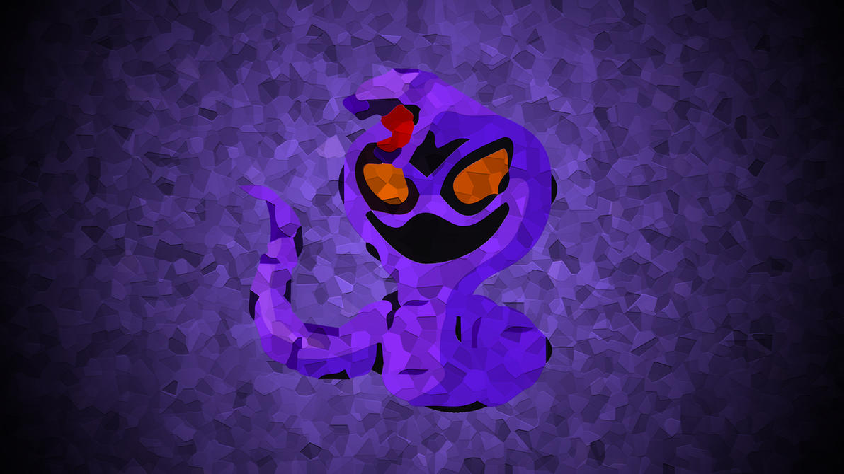 Arbok (sorta 3-D thingy) by humannamedethan on DeviantArt