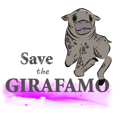 Save the Girafamo by SprenklePhotography