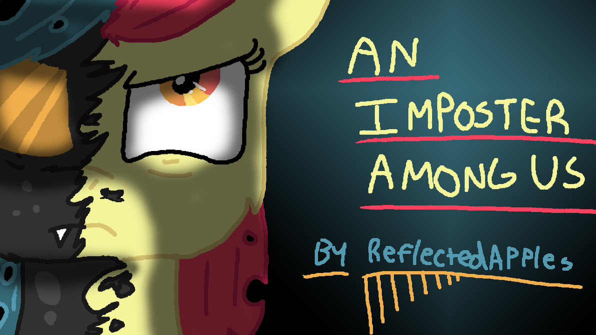 An Imposters Among Us-Cover Art by KrackerKill on DeviantArt