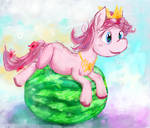 Watermelon Filly