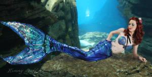 Mermaid Kerri by Lexandrian