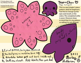 Octopus Pattern by Kaos-Melody