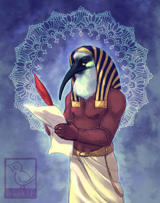 super sexy thoth