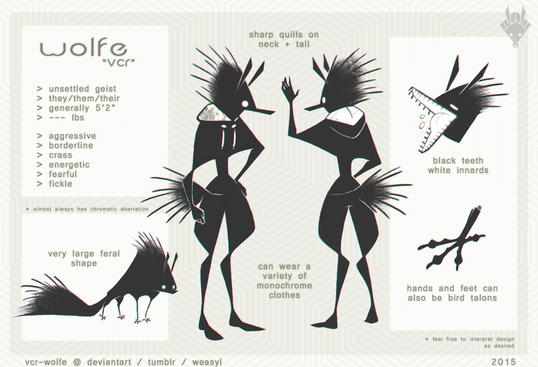uh oh what the heck is this [REF SHEET] by VCR-WOLFE