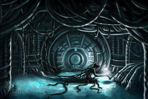 Warframe art Contest - ''Synergy''