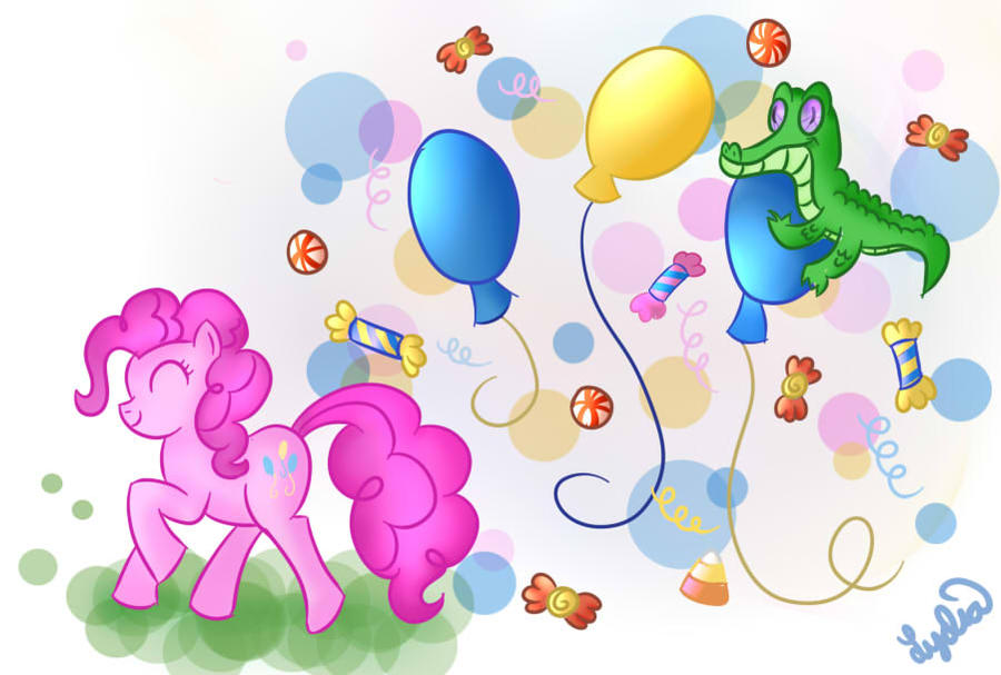 Pinkie by Lydia-Rawr