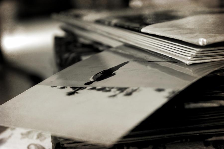 old Memories never die. by aPurringCat