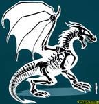 Skeletonal Dragon