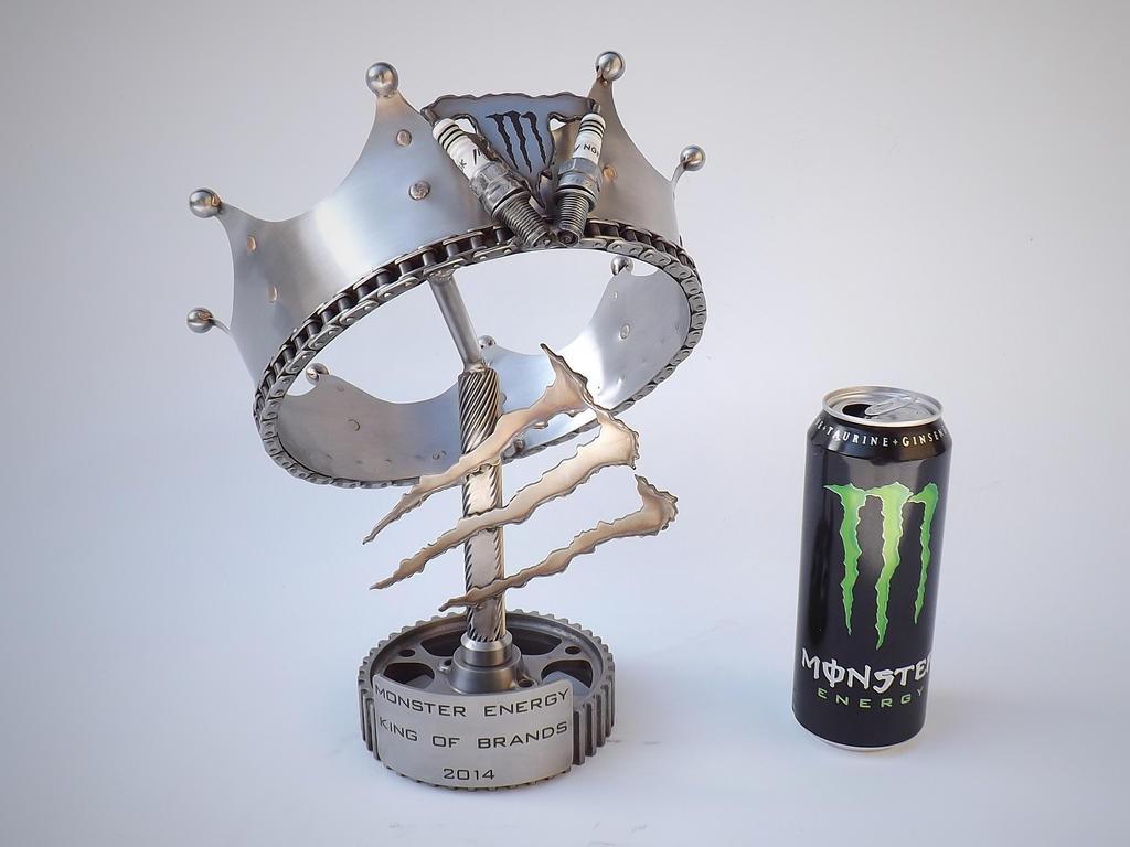 British Superbike trophy by ShaneMartinDesigns