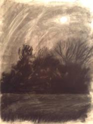 Bright Night by Elioma