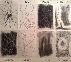 Emotions by Elioma