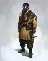 gas mask study