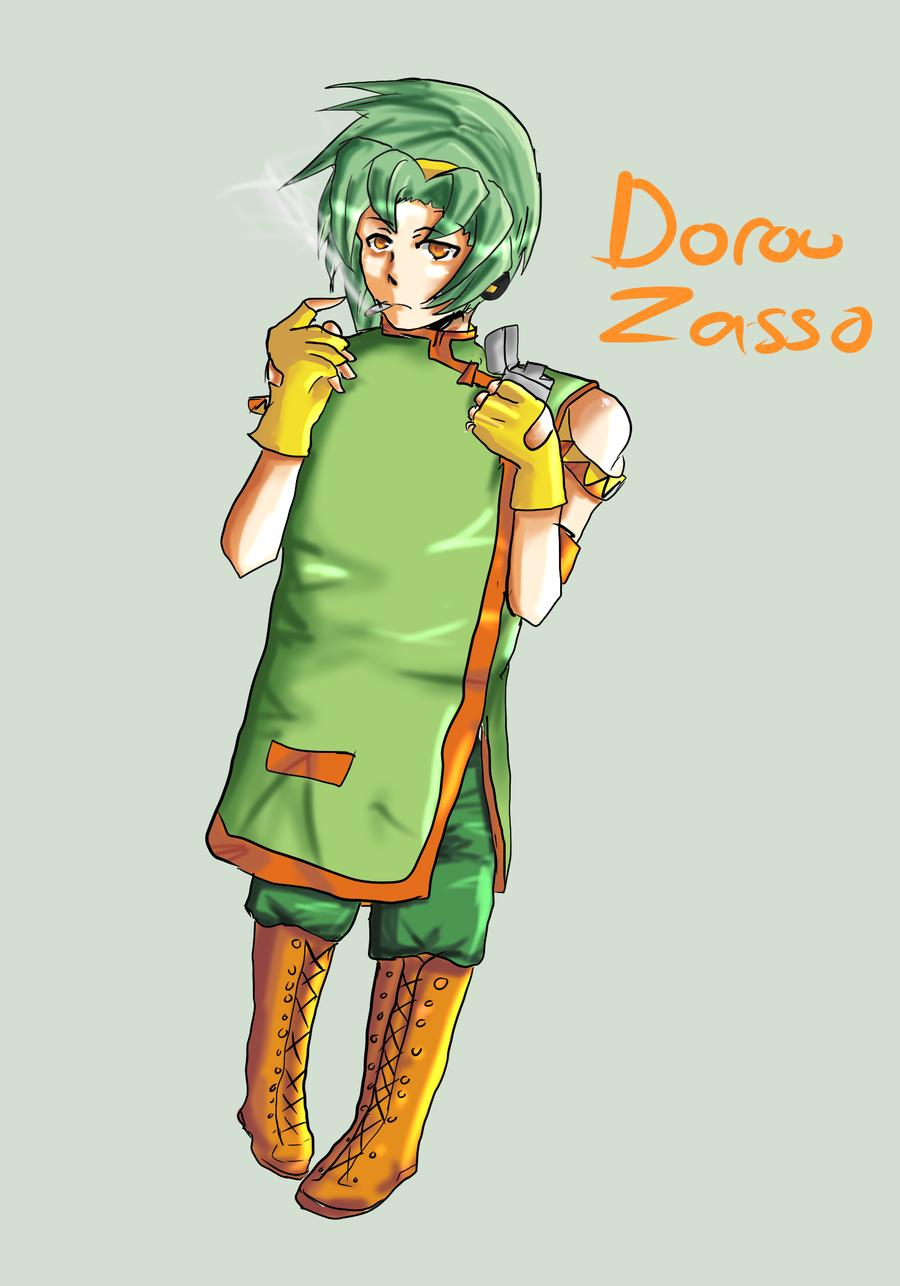 Newcomer- Dorou Zasso Utau__dorou_by_cherryclaw-d322amd
