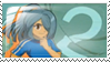 IN11 Kazemaru Stamp by Cherryclaw