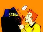 Captain Kirk has a death wish