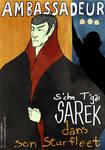 Ambassadeur Sarek by Stumppa