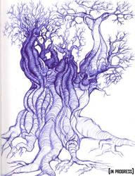 fern gully tree by Fern-Gully-Club