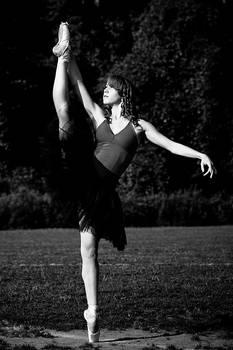 Soccer Field Ballet