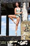 Dancer on a Train IV
