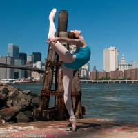 Joy in NYC by HowNowVihao