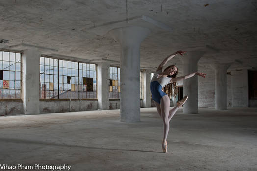 Dancer in Philly