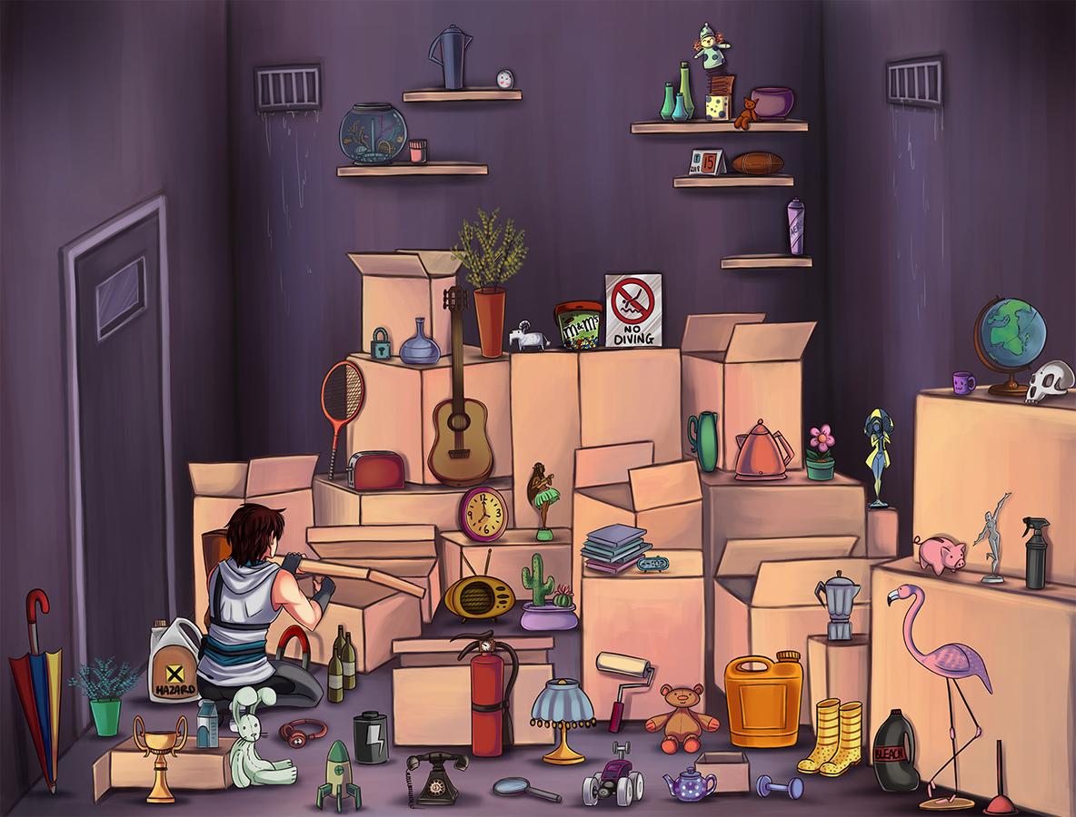 Survey Assignment - Escape Room
