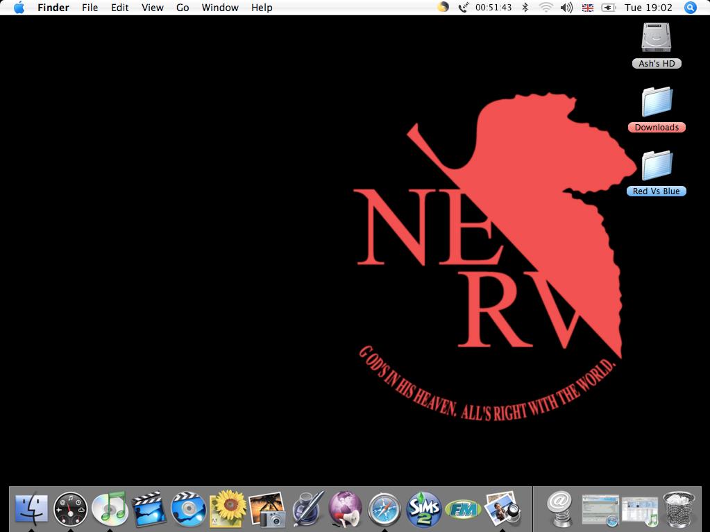 Nerv Wallpaper by Ash-Smith