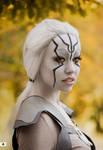 Jaylah cosplay (Star Trek Beyond)