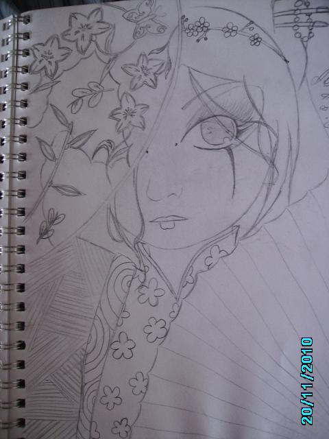 Geisha by AngelOfSadness01