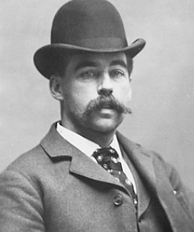 H. H. Holmes by MissWilma