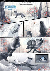 Luzor: Red Mask | page1 by areot