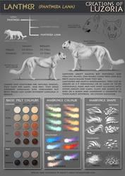 LANTHER | Panthera Lana Guidance | PART 1