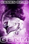 Kamen Rider Genm Smartphonne wallpaper